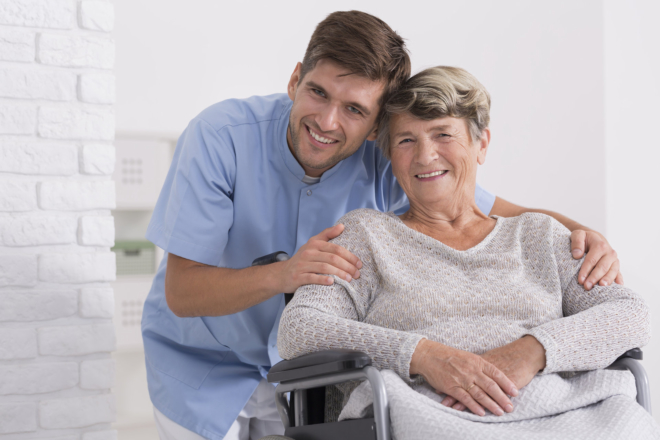 Senior Care: All-Time Home Care Services at Home